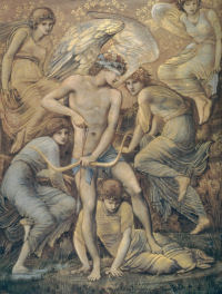 Edward Burne-Jones - Cupids Hunting Fields