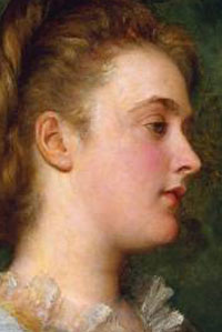 Picture of a Lady