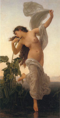 William Bouguereau - l'Aurore