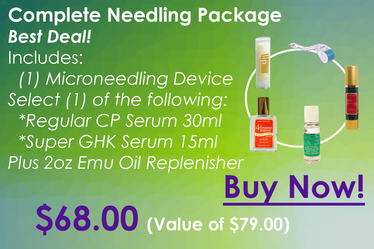 Skin Needling Package