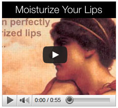 Moisturize Dry Chapped Lips with Dr. Pickart's Lip Replenisher